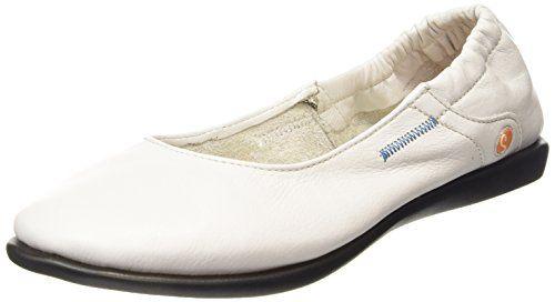 Femmes Sneaker Indira, Wei? Softinos