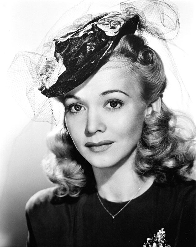 actress carole landis in awesome