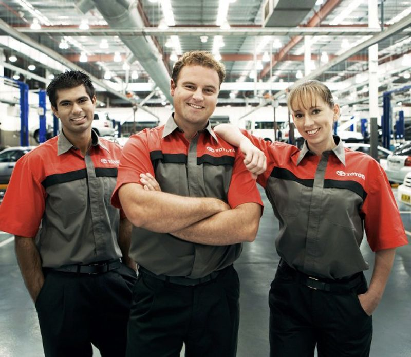 Toyota dealers and service centers near me in usa the