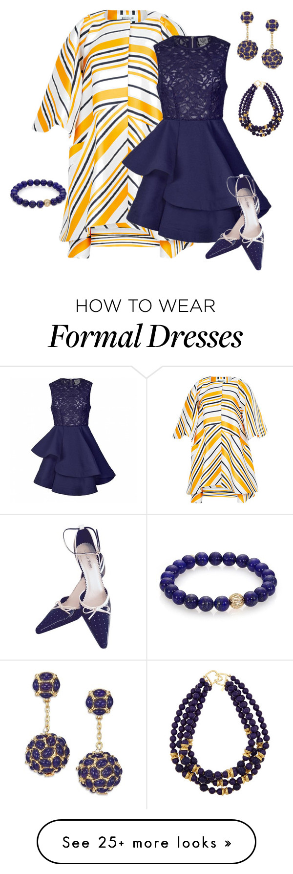 """""""Untitled #1038"""" by sdee02 on Polyvore featuring Maticevski, Ally Fashion, Isabella Fiore, Kenneth Jay Lane and Sydney Evan"""