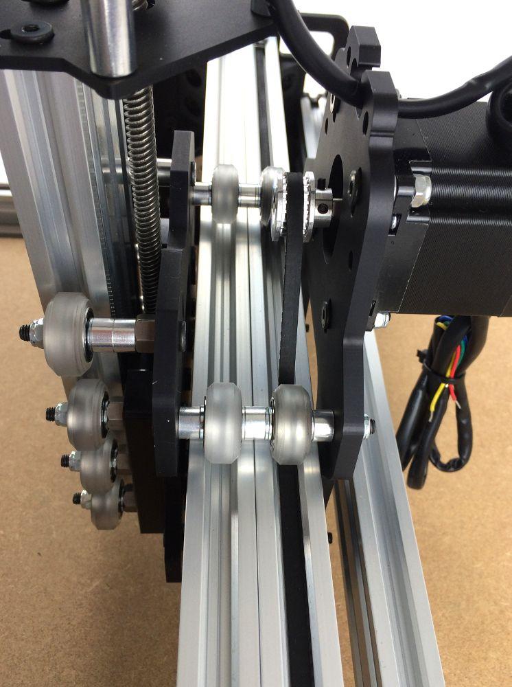 OX CNC Aluminium Plates Kit Ooznest Kits, Parts
