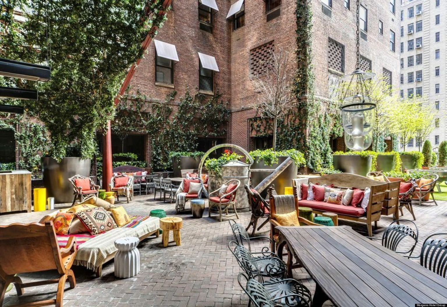 Rooftop wedding venues in nyc - Stay And Dine At The Nomad Hotel In New York While You Travel During The Spring You Ll Be Close To Madison Square Park Where You Can Spot Cherry B