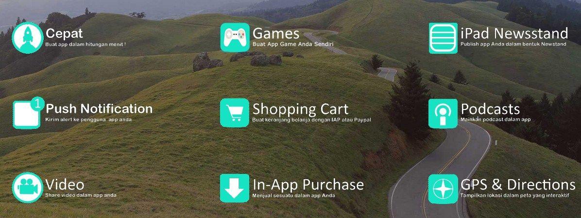Software Pembuat Aplikasi Android Tanpa Coding ShalomApps | Coding ...