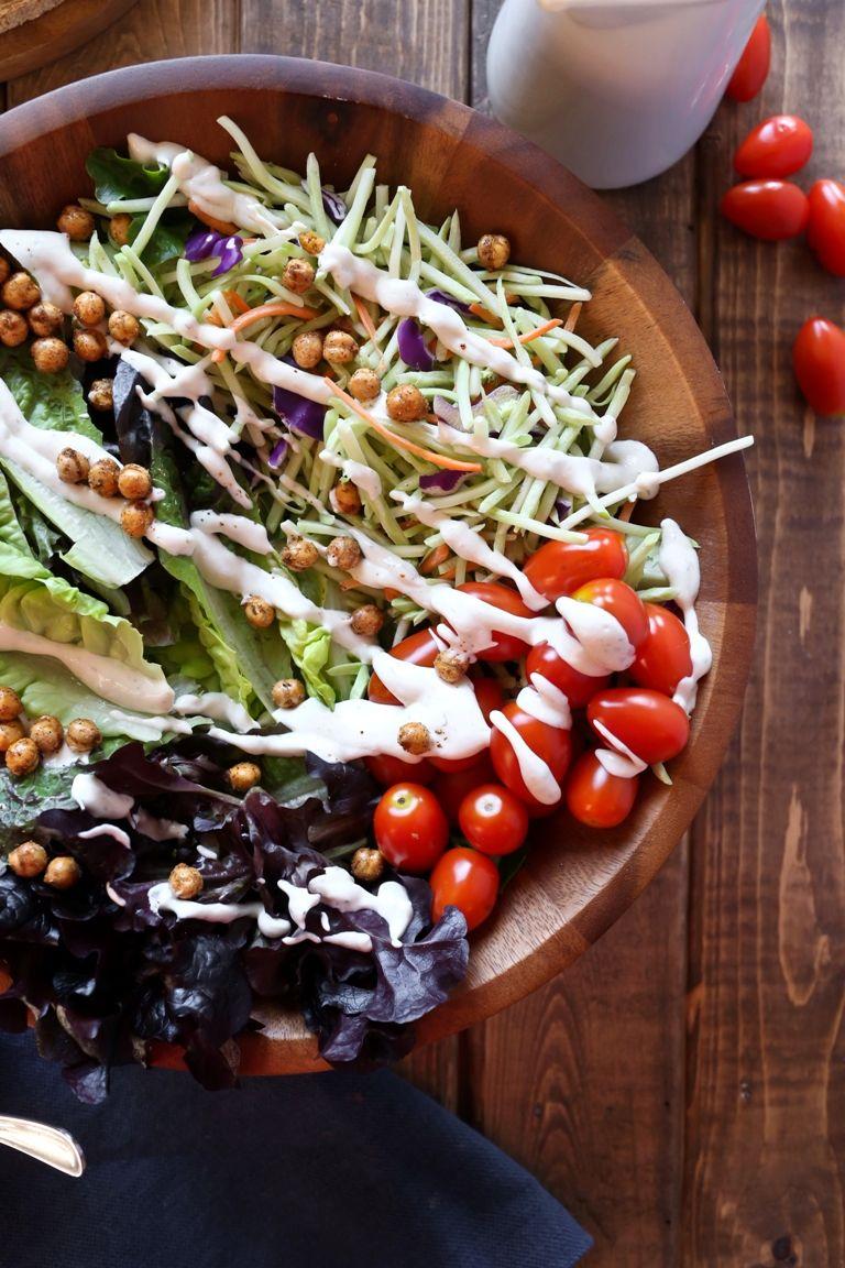 Best Vegan Ranch Dressing (Oilfree) Recipe Vegan
