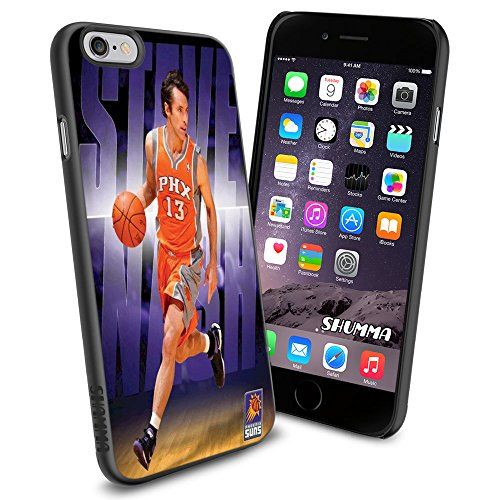 "NBA Steve Nash iPhone 6 4.7"" Case Cover Protector for iPhone 6 TPU Rubber Case SHUMMA http://www.amazon.com/dp/B00W6NILIC/ref=cm_sw_r_pi_dp_ulbgwb1PM6DDM"