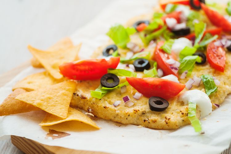If youre following a healthy lifestyle nachos may be taboo but thanks to our Cauliflower Nachos recipe you can once again enjoy them guilt free