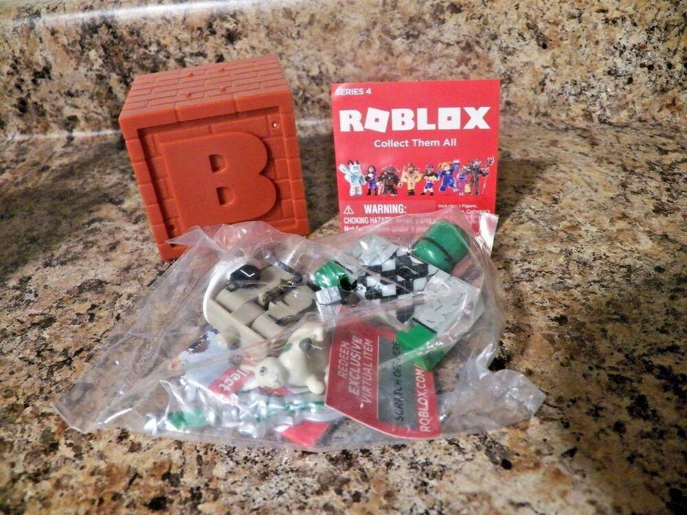 Roblox Series 4 - Roblox Series 4 Wishz W Code Free Shipping Brand New