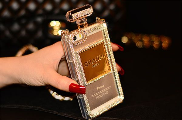 Chanel Perfume Bottle Case for iPhone 6/plus iPhone5/5s ...