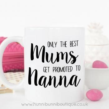 Only The Best Get Promoted Mug