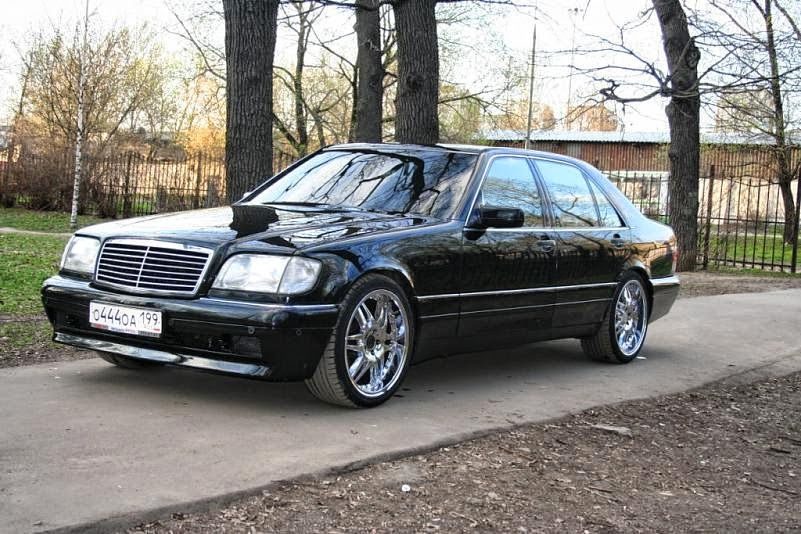 Mercedes Benz S600 W140 Brabus 6 9l In 2020 With Images