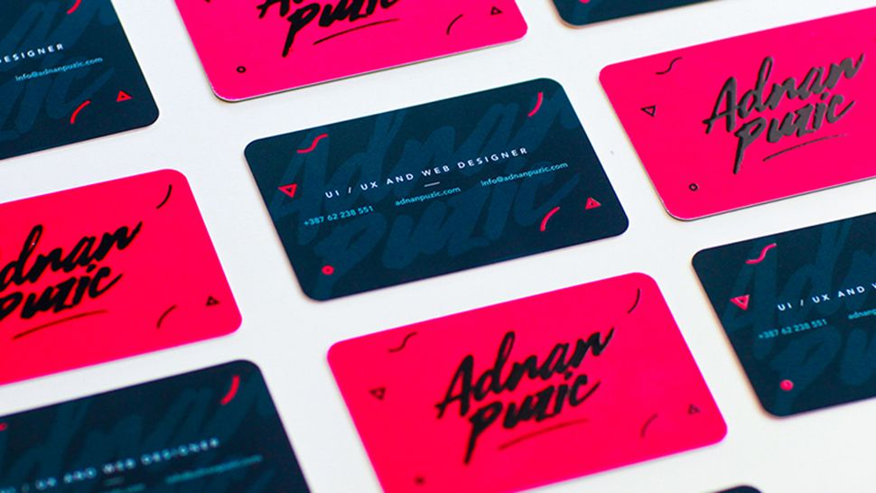 8 great business cards for UX designers Digital Arts