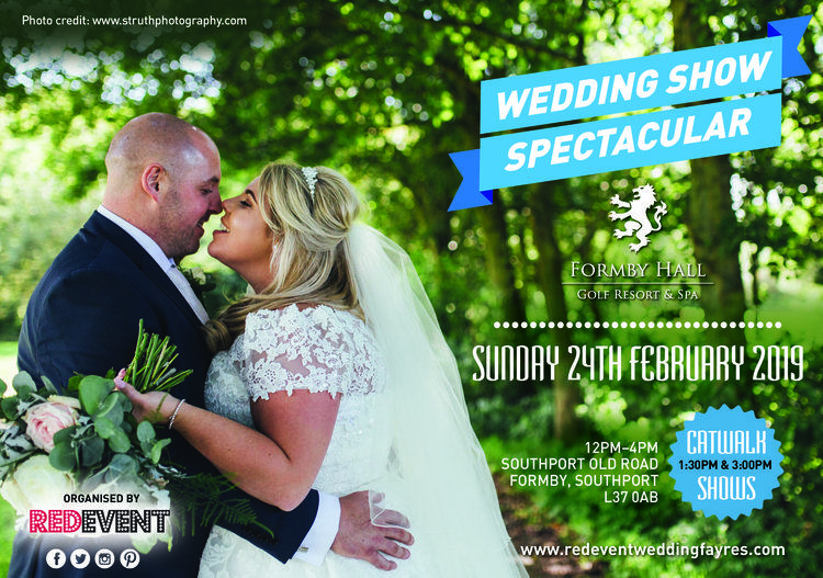 SAVE THE DATE 💙 SUNDAY 24TH FEBRUARY FORMBY HALL GOLF