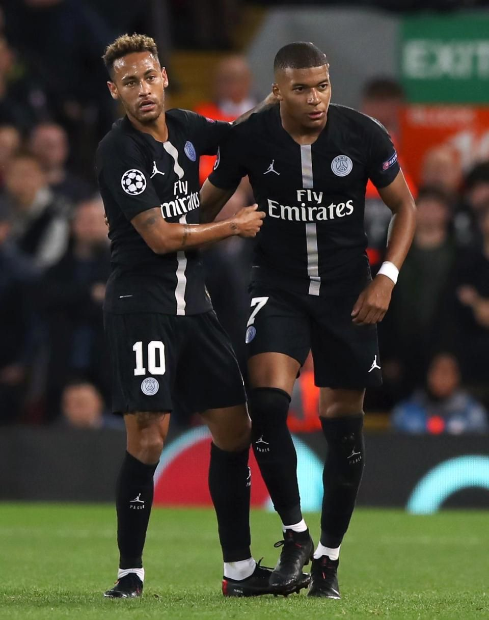 2cd5fa507e0 Inter chase Modric but Real Madrid want Neymar or Mbappe before he ...