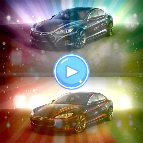Model S  vehicle graphics for real estate service Car truck or van wrap  Tesla Model S  vehicle graphics for real estate service Car truck or van wrap   The latest luxury...
