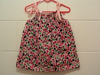 awesome toddler dress refashion from adult shirt