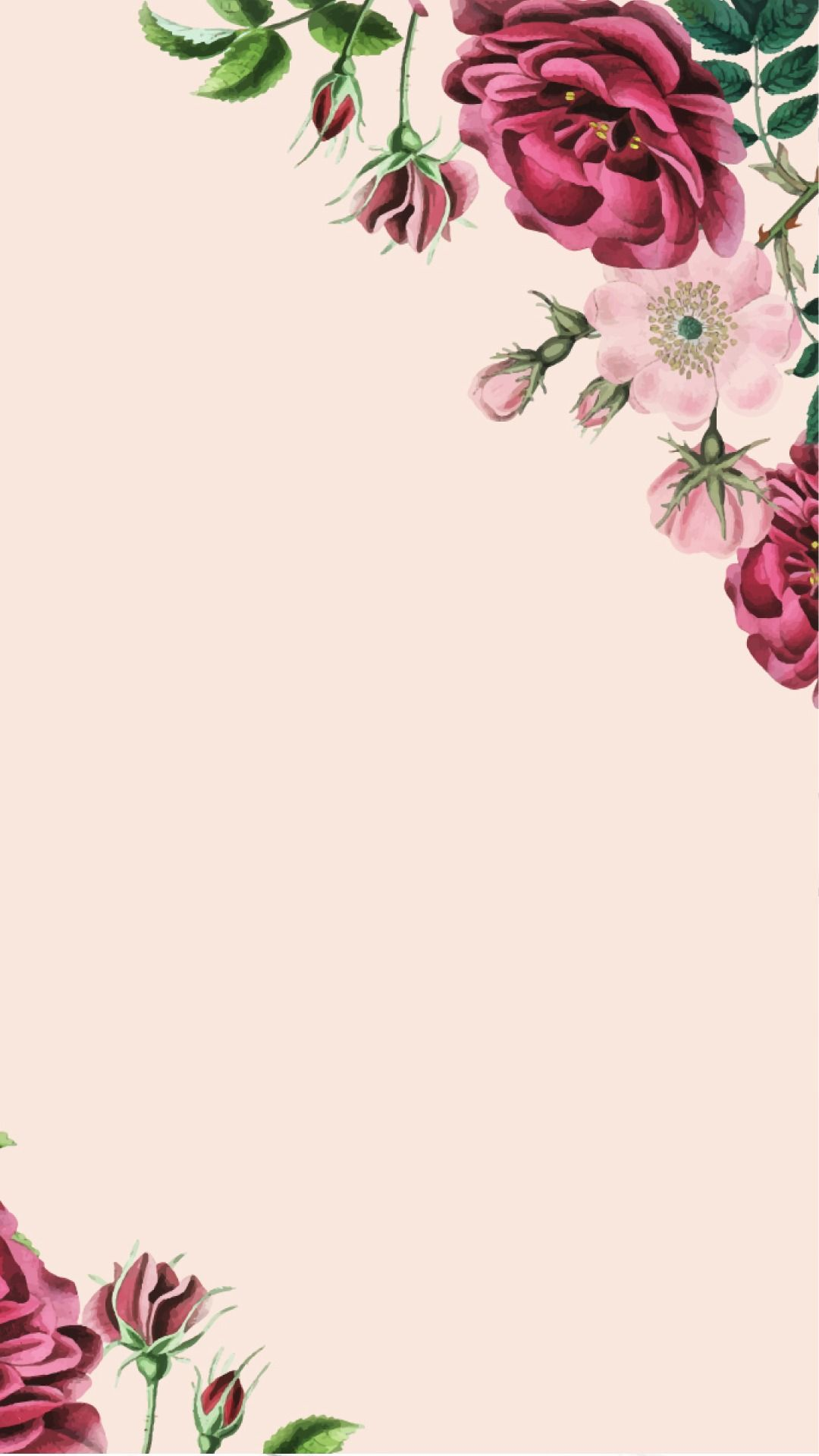 Free 20 Vector Floral Wallpaper And Background Download Free Hd Images In 2020 Floral Wallpaper Iphone Vintage Flowers Wallpaper Floral Background