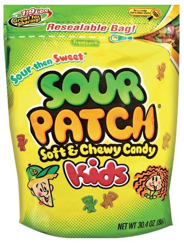 Robot Check Sour Patch Kids Chewy Candy Sour Patch