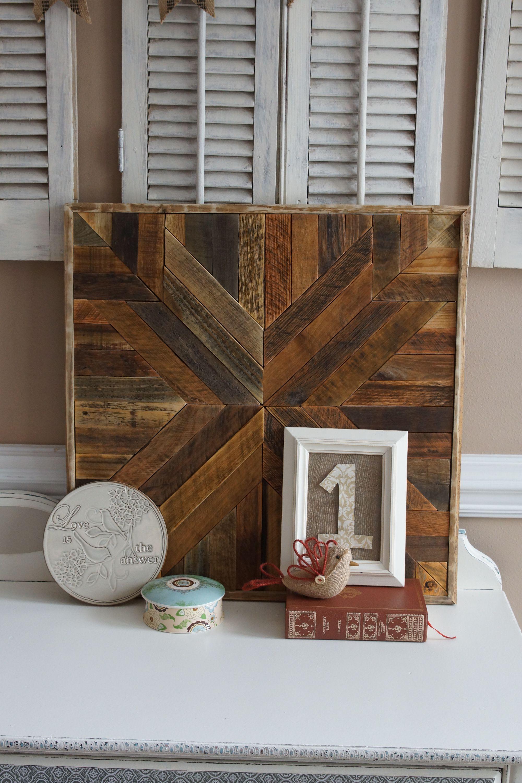 Reclaimed wood wall art sweet ideas pinterest reclaimed wood