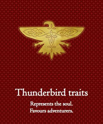 Thunderbird   Ilvermorny Houses   Fantastic Beasts And Where To Find Them    Pottermore