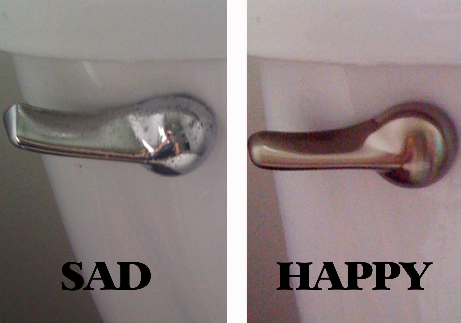 How To Replace Toilet Handles With 7 And 7 Minutes Toilet
