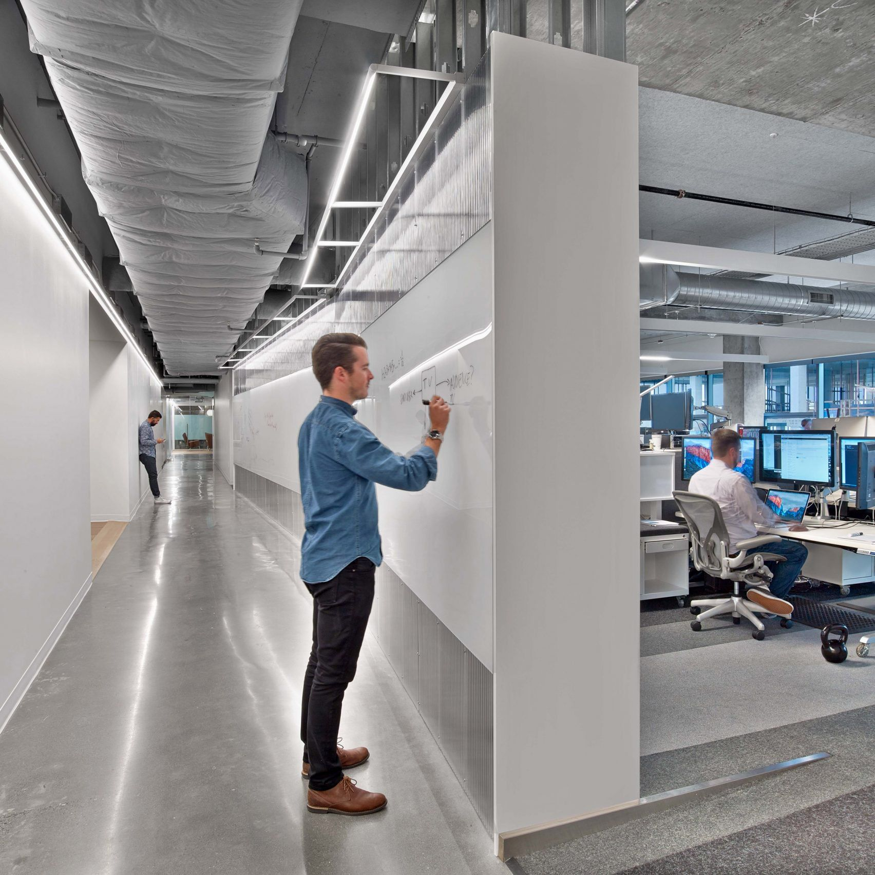 Rapt Studio designs office space for HBO to \