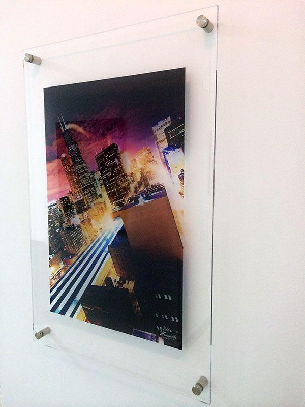 acrylic printing digital printing on acrylic cushing is a