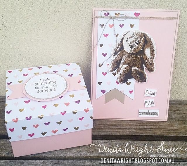 Denita Wright | 'Love' - Kylie Bertucci's International Stampin' Up! Blog Highlight | Stampin' Up!