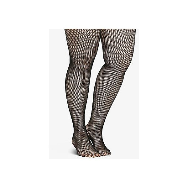 0799aaaa1cc0a Torrid Fishnet Tights (€9,99) ❤ liked on Polyvore featuring intimates,