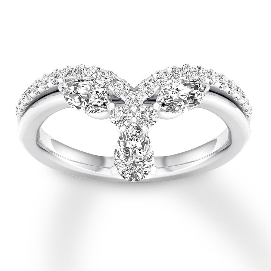 Diamond Solitaire Ring 1 3 Carat Marquise 14k White Gold Shop Engagement Rings Jewelry Rings Engagement Kays Engagement Ring