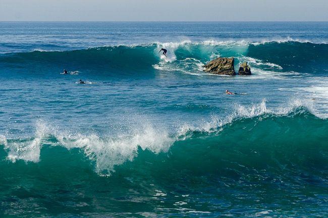 Cas Surf Rock Pile Laguna Beach Surfing Laguna Beach Laguna