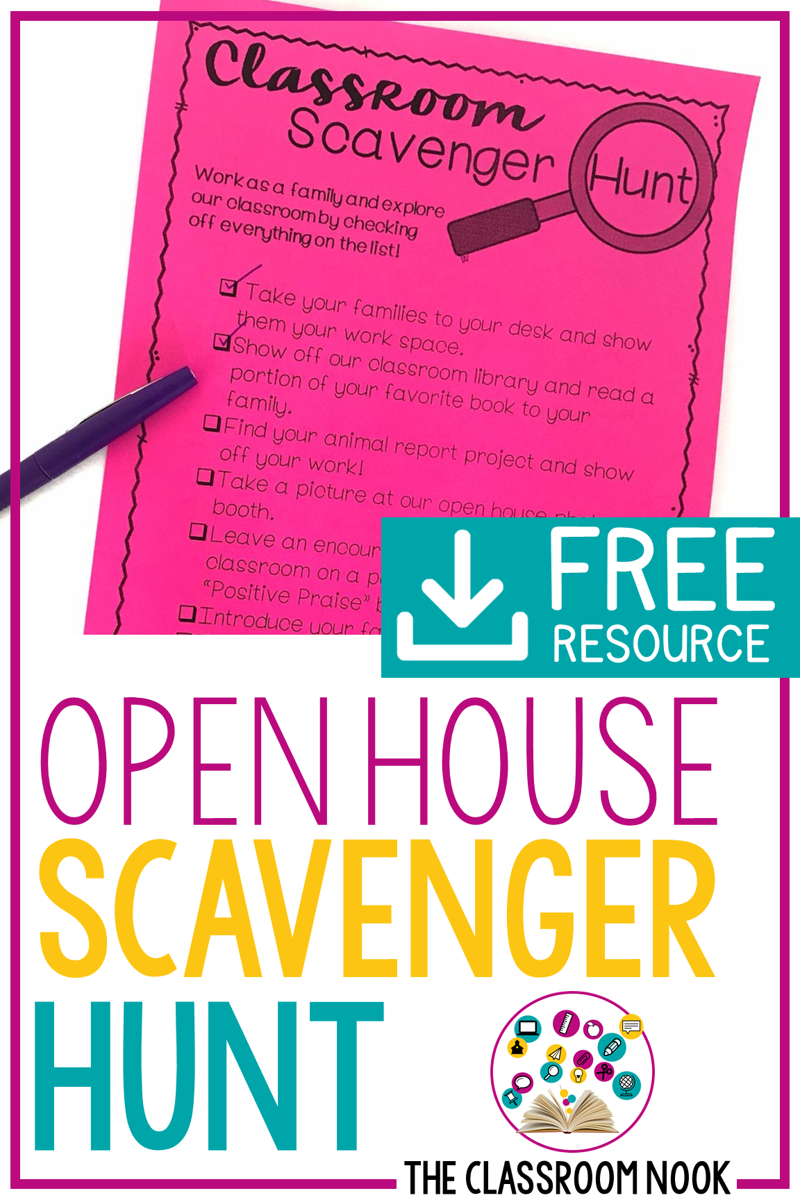 Back To School Series 10 Ways To Make Your Open House A
