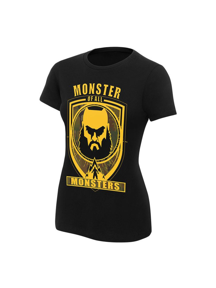 a09f2443a Official WWE Authentic Braun Strowman
