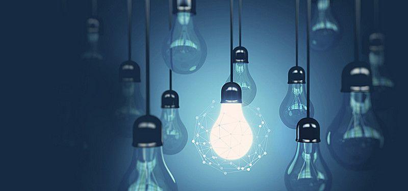 اللمبة الخلفية Bulb Light Bulb Home Decor