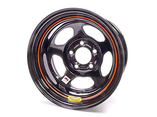 Introducing Bassett Inertia Advantage 15x8 in 5x500 Black Wheel Rim PN 58A54I. Get Your Car Parts Here and follow us for more updates!