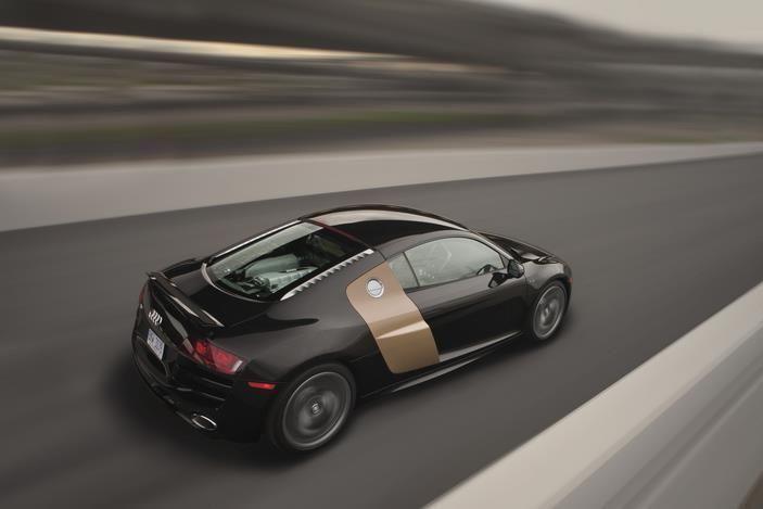 Audi R8 V10. Love.