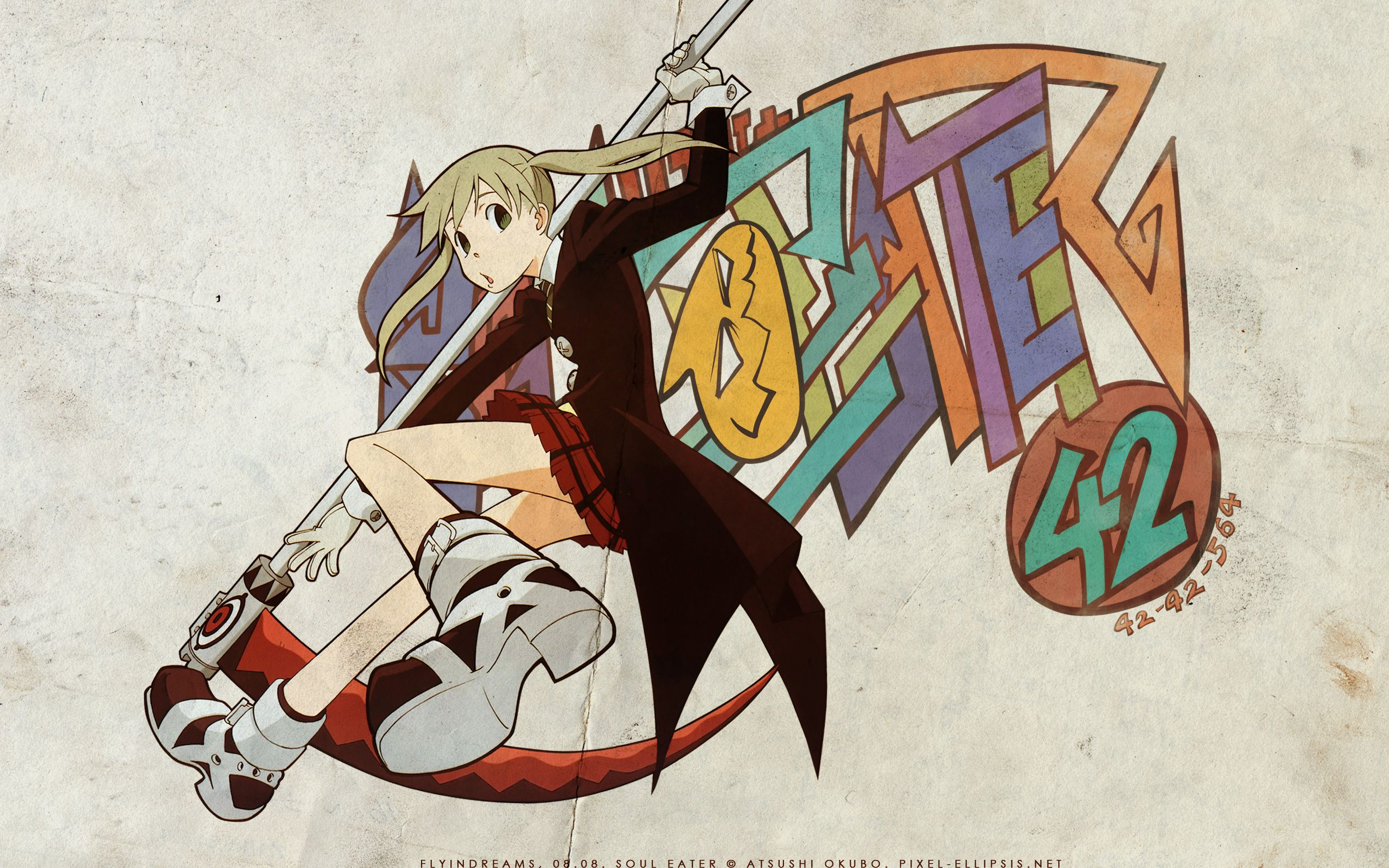 ragnarok-soul-eater-anime-hd-wallpaper