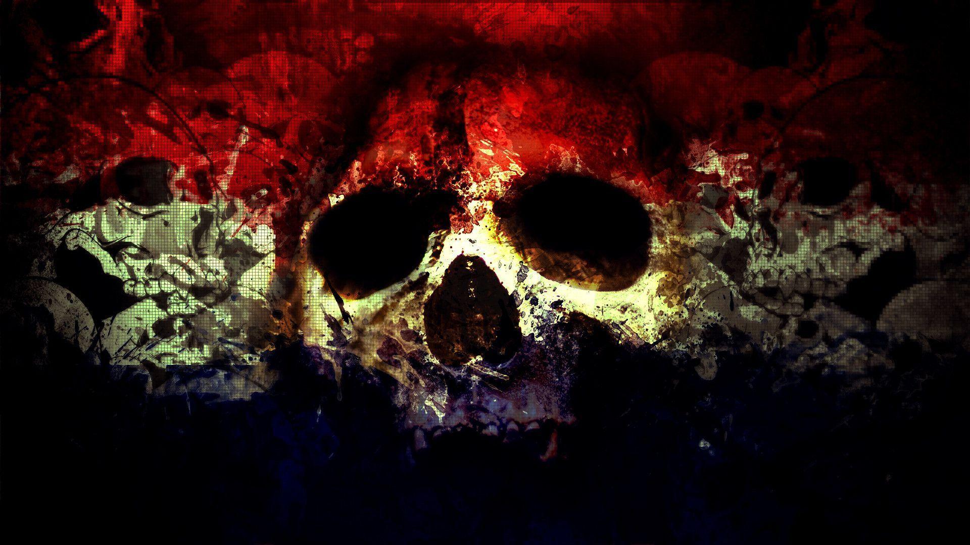 Skull Wallpapers Wallpaper Hd Wallpapers Skull Wallpaper Skull