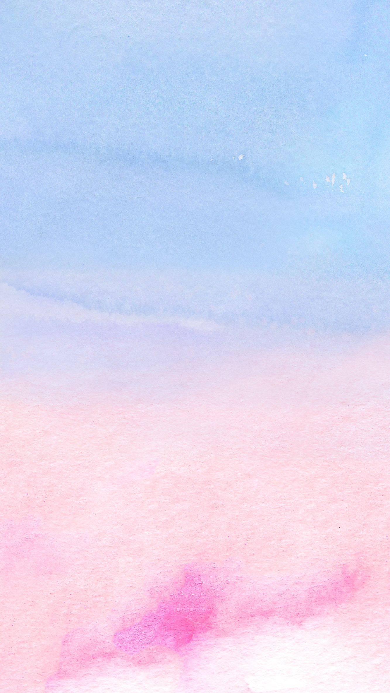 Blue And Pink Watercolor Background Blue Watercolor Wallpaper