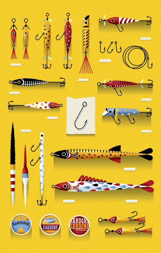 A fisherman's memory / Arts For Peace on Behance