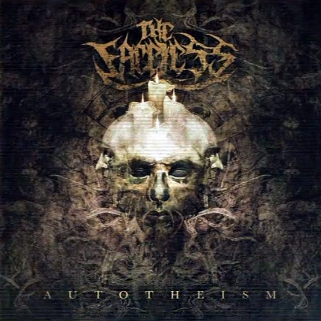 The Faceless Autotheism Music Reviews Interviews News Thisisnotascene The Faceless Album Art Music Artwork