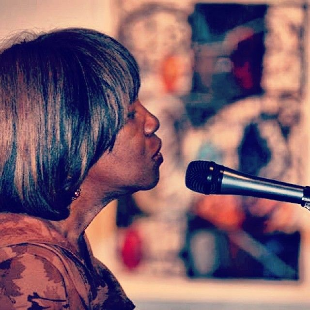World-renowned poet Patricia Smith at KANEKO on 11/15/13 http://instagram.com/p/g3a4FRGuE2/