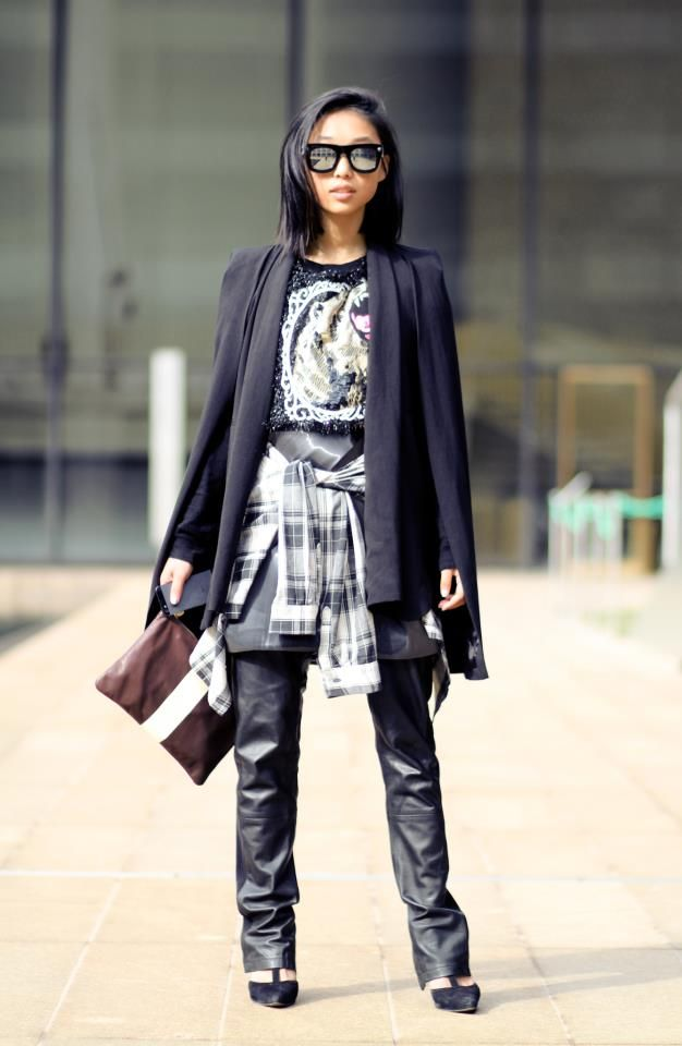 Fashion Blogger Margaret Zhang / Shine by Three