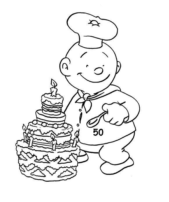 pin jose ephraim op kleurplaten verjaardag