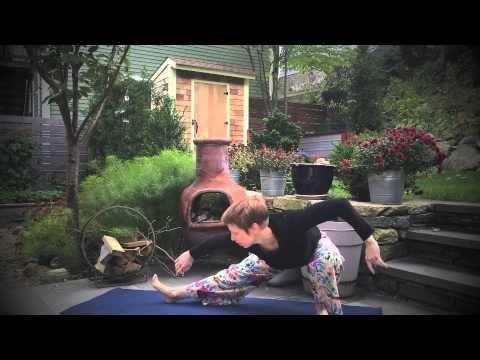 Mandala Skandasana Flow - YouTube