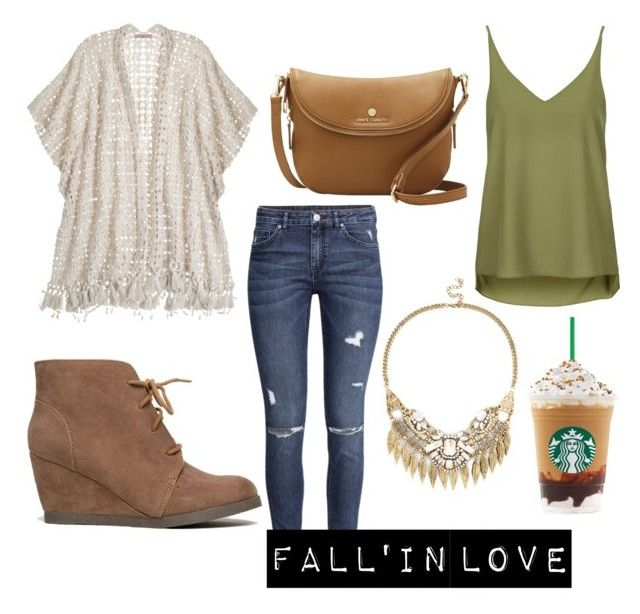 """""""Fall wear you at? """" by signaturesam on Polyvore featuring Madden Girl, Topshop, Calypso St. Barth, H&M, Sole Society and Vince Camuto"""