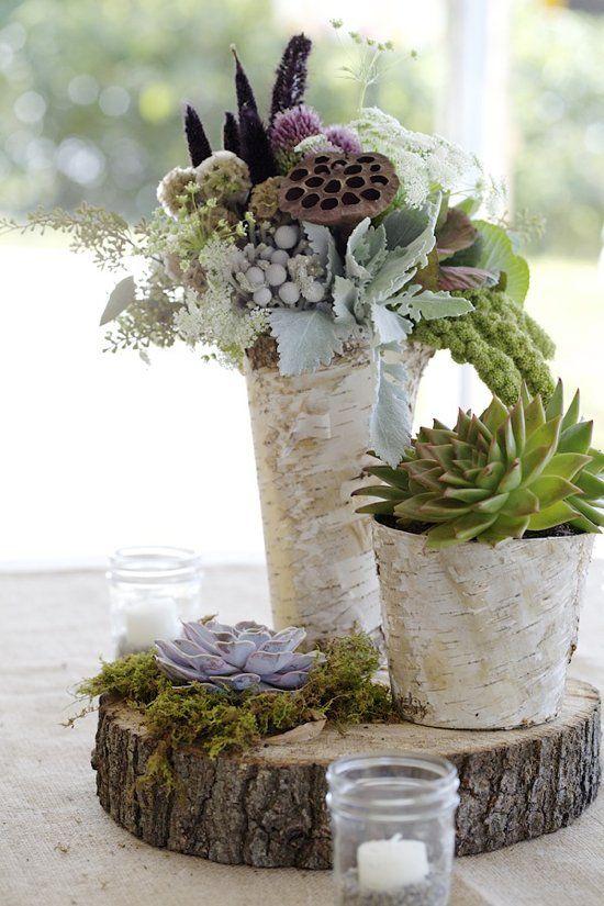 comment cr er des arrangements de plantes grasses coeur. Black Bedroom Furniture Sets. Home Design Ideas