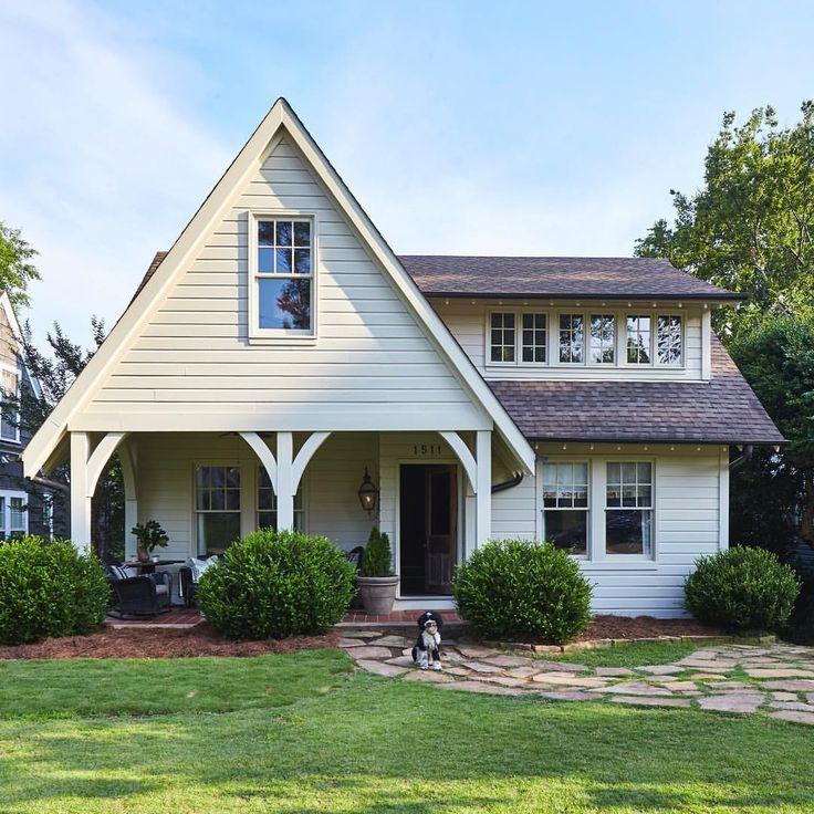Clairmont Cottages Birmingham Al: Cozy White Cottage In Alabama