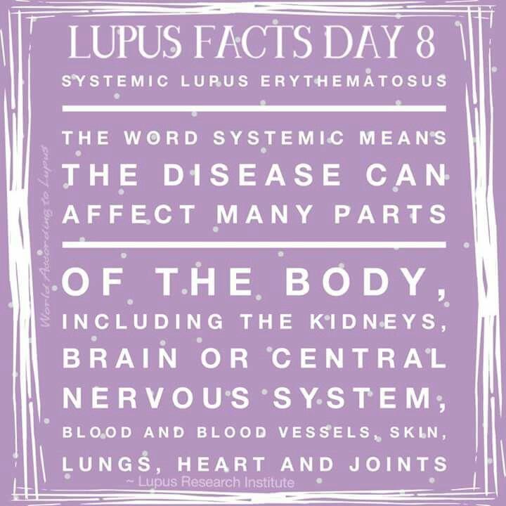 Lupus fact