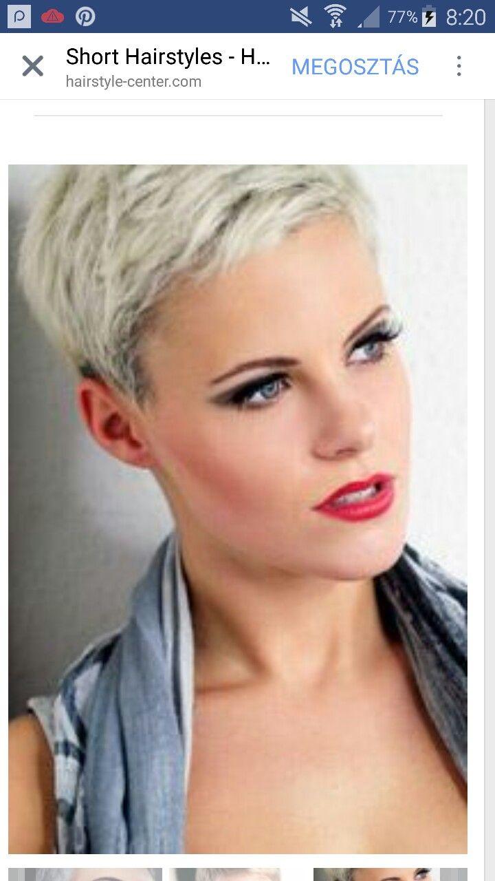 Pin on Short hair/ hair color