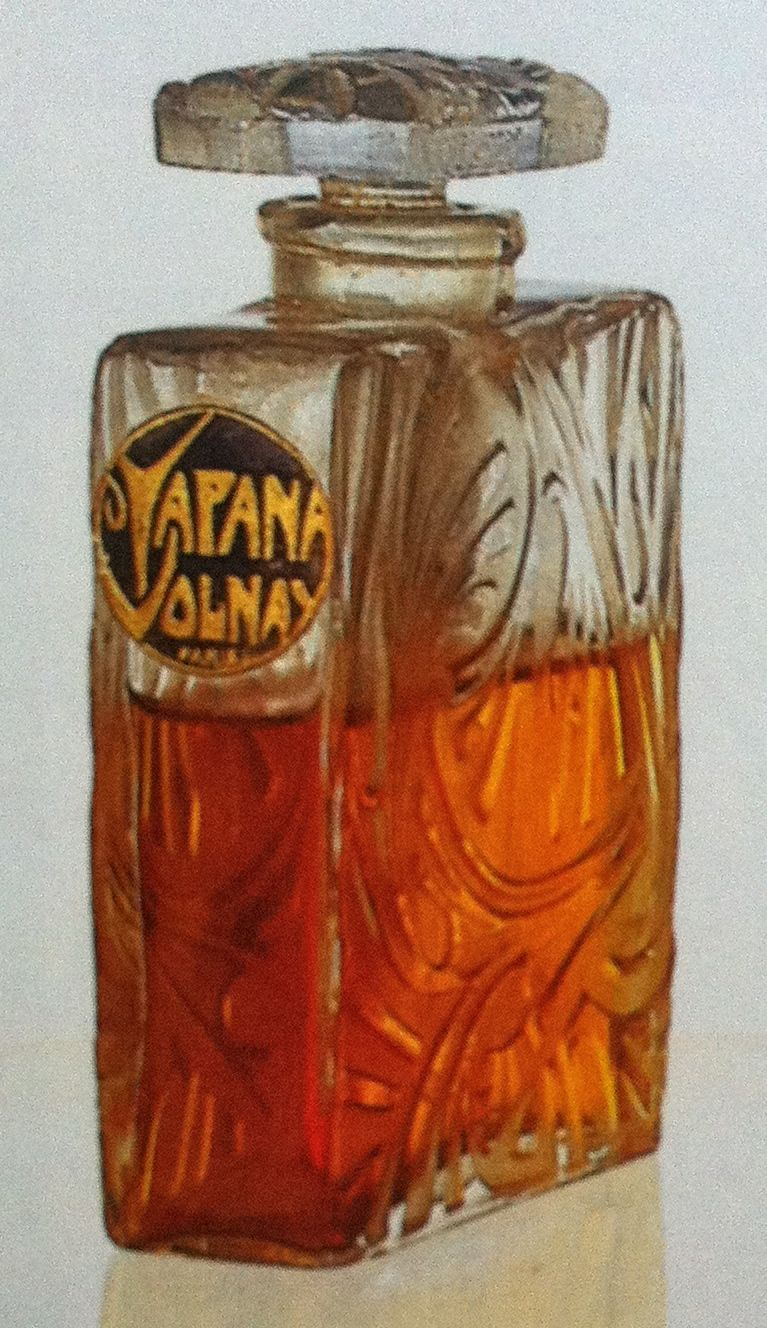 *Lalique for Volnay Yapana